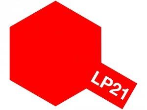 Tamiya 82121 LP-21 Italian red 10ml
