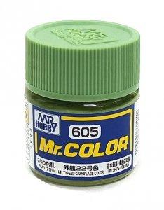 Gunze Sangyo C605 Mr Color Type 22 Camouflage Color