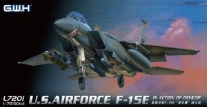 Great Wall Hobby L7201 U.S. Airforce F-15E 1/72