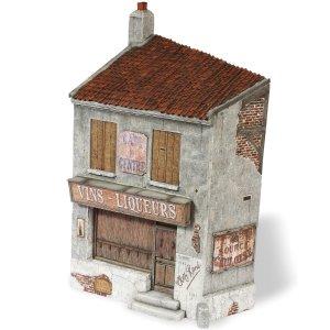Vallejo SC114 Scenics French Cafe 25x15 cm  1/35