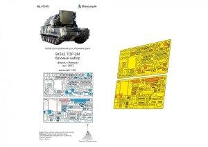 Microdesign MD 035407 9K332 TOR-2M detail set Zvezda 1/35