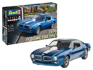 Revell 07672 1970 Pontiac Firebird 1/24