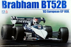 Beemax 20004 Brabham BT52B '83 European GP VER. 1/20