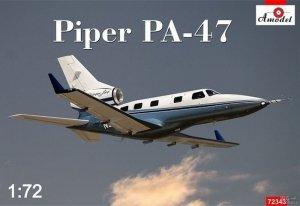 A-Model 72343 Piper PA-47 PiperJet 1:72