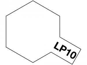 Tamiya 82110 LP-10 Lacquer thinner 10ml