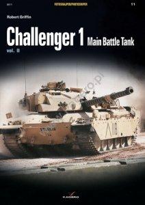 Kagero 0011 Challenger 1 Main Battle Tank. Vol. II EN