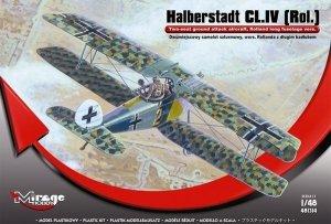 Mirage Hobby 481314 Halberstadt CL.IV [Rolland] (1:48)