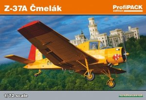 Eduard 7097 Z-37A Čmelák 1/72
