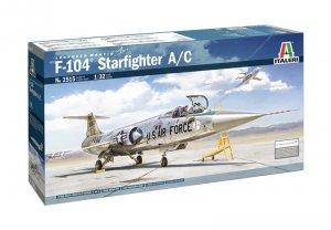 Italeri 2515 F-104 STARFIGHTER A/C 1/32