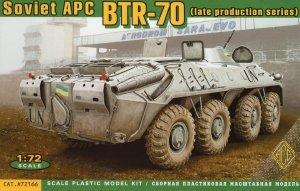 ACE 72166 BTR-70 APC (late production series) (1:72)