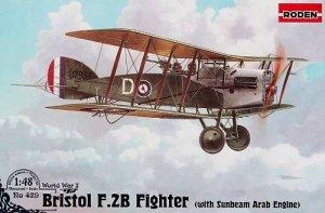 Roden 429 Bristol F.2B (With Sundbeam Arab Motor)