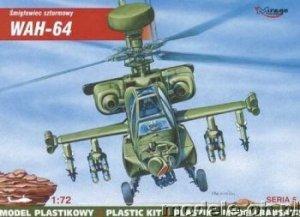 Mirage Hobby 72053 WAH-64 (1:72)