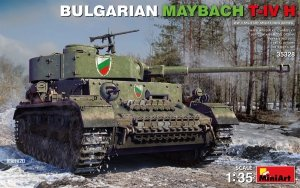 MiniArt 35328 BULGARIAN MAYBACH T-IV H 1/35