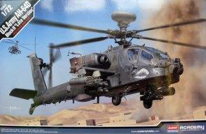 Academy 12551 AH-64D Block II Late Ver. US Army 1:72