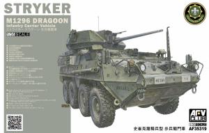 AFV Club 35319 US Army M1296 Stryker Dragoon 1/35