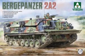Takom 2135 Bundeswehr Bergepanzer 2A2 / LS 1/35
