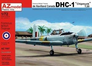 AZmodel AZ7557 DHC-1 Chipmunk T.20 1/72