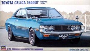Hasegawa HC12 Toyota Celica 1600GT TA22-MQ 1970 1/24