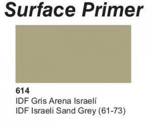 Vallejo 74614 Surface IDF Israeli Sand Grey 200 ml