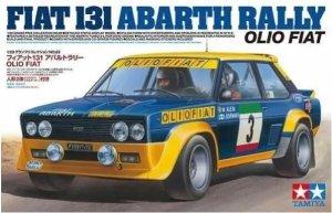 Tamiya 20069 Fiat 131 Abarth Rally Olio Fiat 1/20