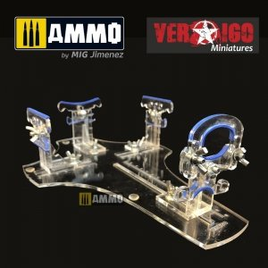 Vertigo VMP019 Jigs for jets planes in scales 1/72nd and 1/48th