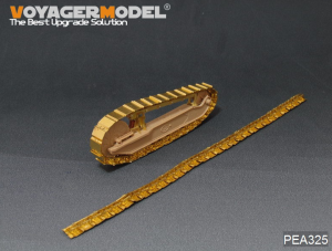 Voyager Model PEA325 WWI French Renault FT-17 Track Links (For MENG TS-008) 1/35