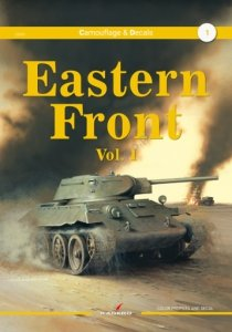 Kagero 55001 Eastern Front  EN/PL