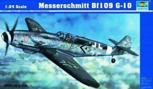 Trumpeter 02409 Messerschmitt Bf109 G-10 (1:24)