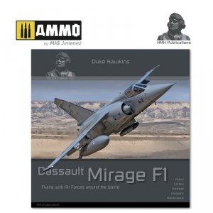 HMH Publications DH-010 Dassault Mirage F1 (English VErsion)