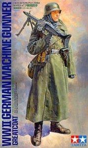Tamiya 36306 German Machine Gunner (1:16)