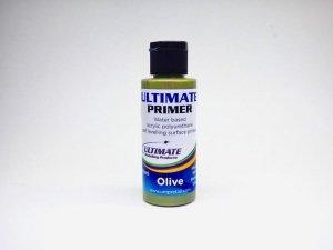 Ultimate Modelling UMP037 Primer - 60ml Olive