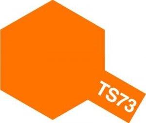 Tamiya TS73 Clear Orange (85073)