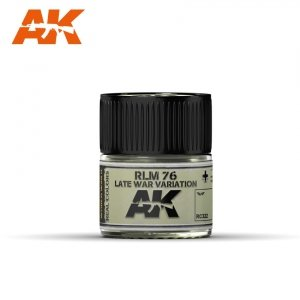 AK Interactive RC322 RLM 76 LATE WAR VARIATION 10ML