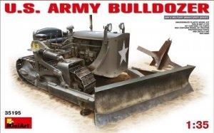 MiniArt 35195 U.S. Army Bulldozer 1/35