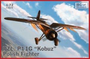 IBG 72523 PZL P.11g Kobuz Polish fighter 1/72