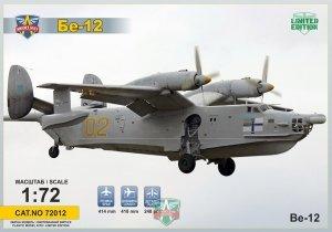 Modelsvit 72012 Beriev Be-12 Chayka (re-release) 1/72