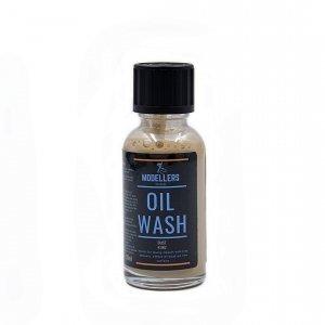 Modellers World MWW011 Oil Wash: kurz (Dust) 30ml