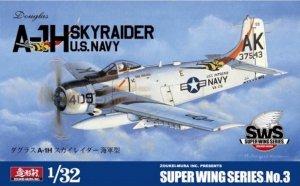 Zoukei-Mura SWS3203 Douglas A-1H Skyraider US Navy 1/32
