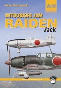 MMP Books 32772 Mitsubishi J2M Raiden (Jack) EN