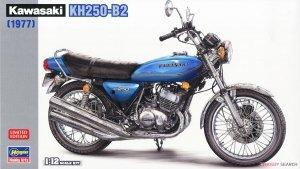 Hasegawa 21729 Kawasaki KH250-B2 (1977) 1/12