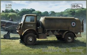 IBG 35014 Bedford QL Tanker 1/35