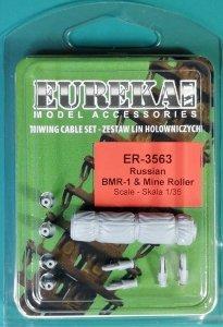 Eureka XXL ER-3563 Liny do BMR-1 + zawiesia do trałów minowych 1/35