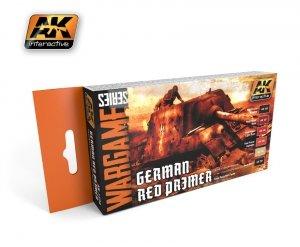 AK Interactive AK 1124 german red primer set (wargame series)