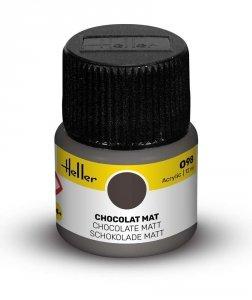Heller 9098 098 Chocolate - Matt 12ml