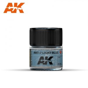 AK Interactive RC316 AMT-7 LIGHT BLUE 10ML