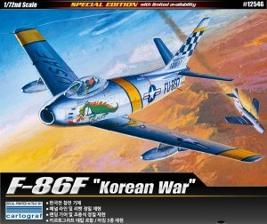 Academy 12546 F-86F Korean War (1:72)