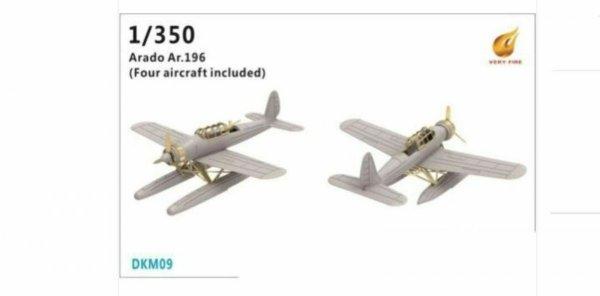 Very Fire DKM09 German Arado Ar 196 1/350