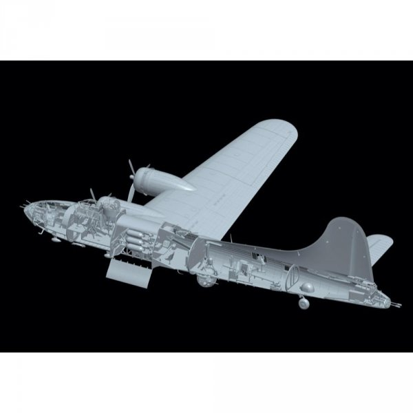 HK Models 01F002  Flying Fortress (Memphis Belle)  1/48