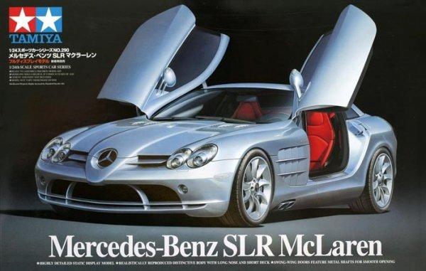 Tamiya 24290 Mercedes-Benz SLR McLaren (1:24)