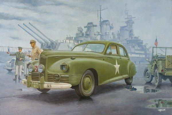 Roden 815 Packard Clipper 1941 1/35